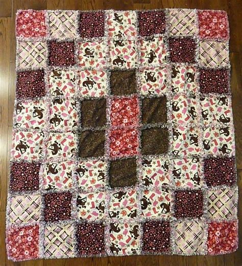 Western Quilt Kits by Western Rag Quilt Quilt