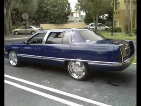 Cadillac On 22s by Cadillac On 22 S