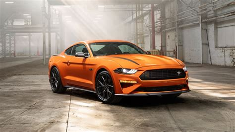 Ford K 2020 by 2020 Ford Mustang Ecoboost High Performance Package 5k