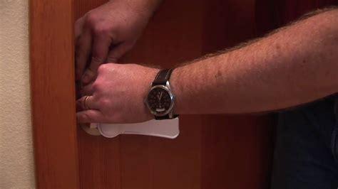 Baby Proofing Lever Door by Baby Proof Your Door Lever Handle