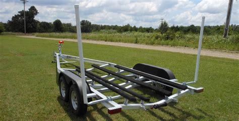 easy loader boat trailer axles aluminum ez loader custom adjustable boat trailers