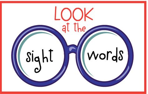 what are sight words and why are they important