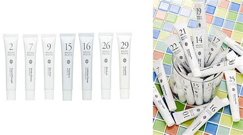 7 Unique Uses For Toothpaste by Breath Palette Flavored Toothpastes Pack Of 7 Unique