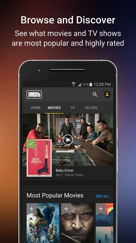 imdb mobile imdb tv appstore for android