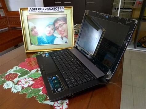 Laptop Gaming Asus N43sl i7 asus n43sl 1b sidoarjo high class and high end gaming laptop second