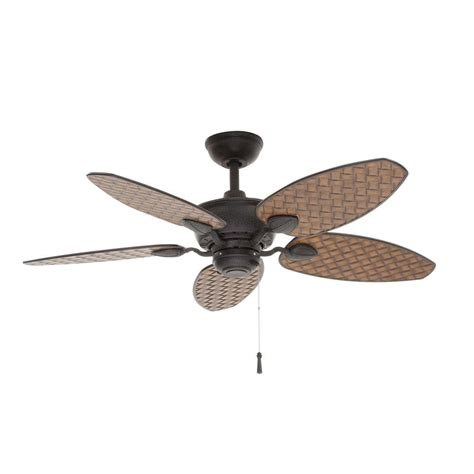 Hton Bay Vercelli Ceiling Fan by Home Depot Fan Rental Home Design 2017