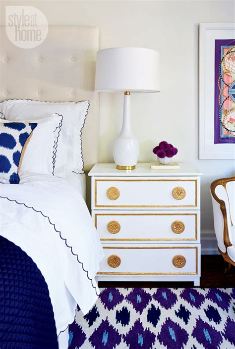 gold and blue bedroom how to decorate with patterns 3 major secrets