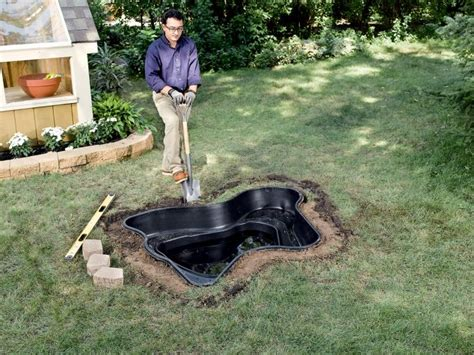 backyard pond liners the pros cons of garden ponds quarto homes