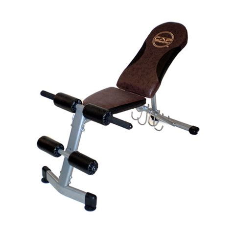 cap barbell fid bench cheap home exercise equipment best fitness equipment for