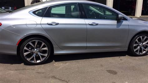 The New 2015 Chrysler 200 by The All New 2015 Chrysler 200