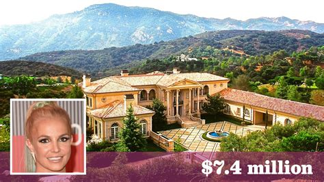 Britneys Real Estate Woes by Top Sales Buys A Loaded 21 Acre Estate For