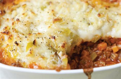 best cottage pie recipe bikers healthy cottage pie recipe goodtoknow