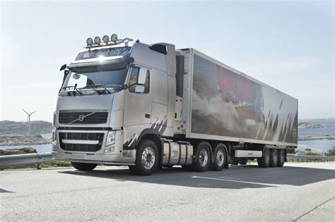 volvo truck auto parts volvo trucks introduces ocean race limited editions