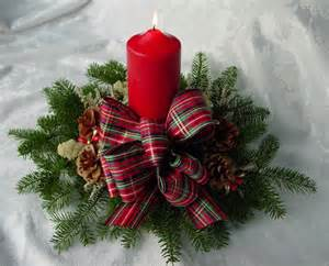 Pinterest Centerpieces For Christmas - candle christmas centerpieces pinterest