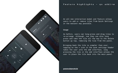 paranoid android paranoid android is back with a big new release oneplus forums