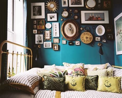eclectic wall decor dishfunctional designs create an eclectic gallery wall