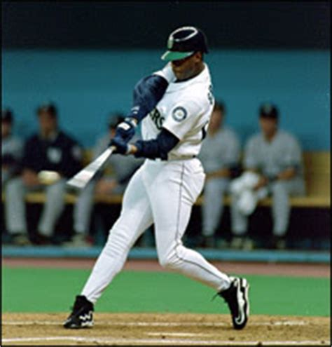 ken griffey jr swing belle of the football
