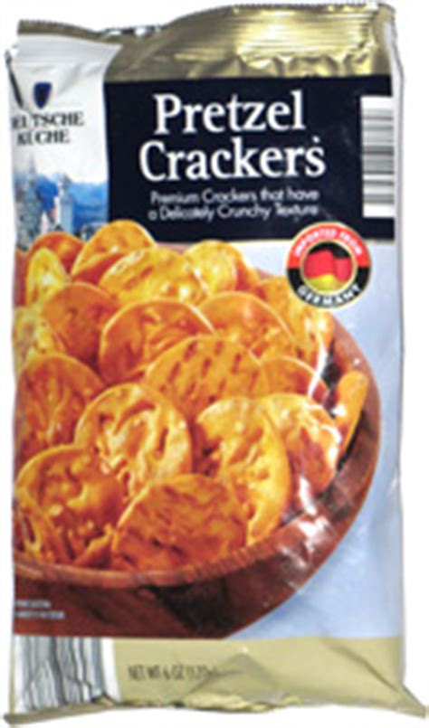 deutsche kueche pretzel crackers
