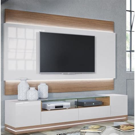 For Comfort Tv by Manhattan Comfort 85 Quot Tv Stand And Panel In 2