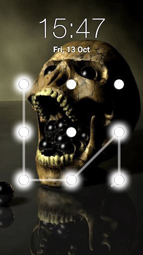 skull pattern lock screen download skull pattern lock screen for pc