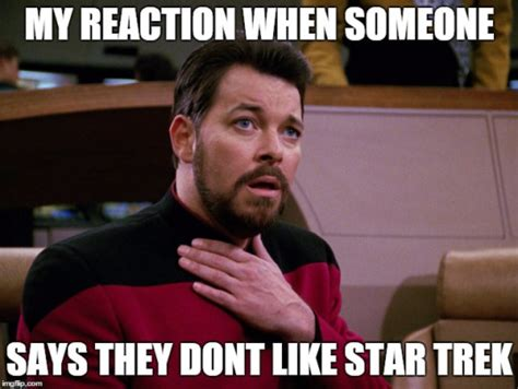 Star Trek Meme - star trek tng memes star trek pinterest star trek