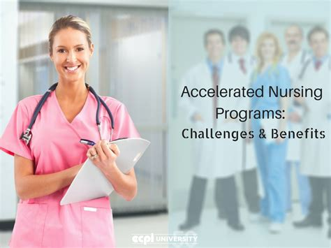 Accelerated Nursing - accelerated nursing programs what are the challenges and