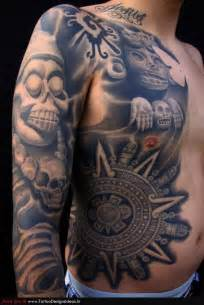 tattooz designs aztec tribal tattoos designs pictures