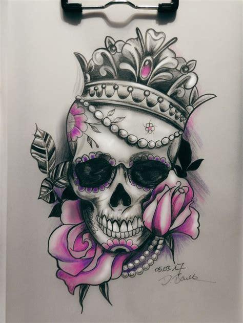 tattoo vorlage diamond best 25 skull rose tattoos ideas on pinterest skull