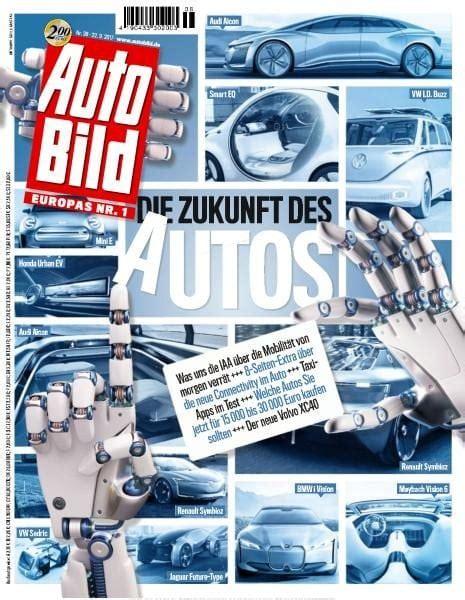 Autobild September 2017 by Auto Bild Schweiz 22 September 2017 Pdf Free
