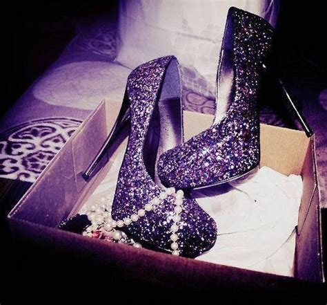 sparkling high heels beautiful purple glitter heels o high heels 32793480 960