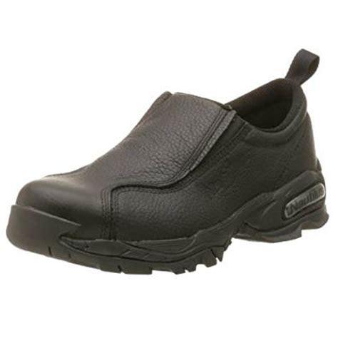 nautilus s 1630 steel toe slip on shoes