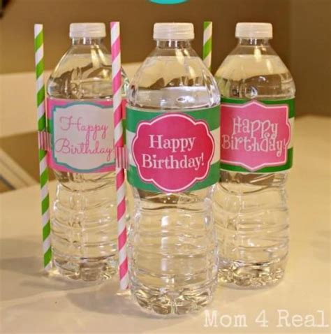 water bottle labels template avery free printable water bottle label instead of using glue