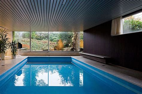 enclosed pools awesome indoor swimming pool design fascinating innovative