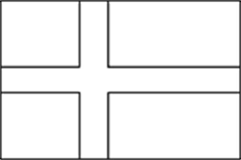 how to draw flag of denmark