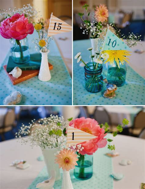 Handmade Wedding Centerpieces - anslie s the overall feel looks and