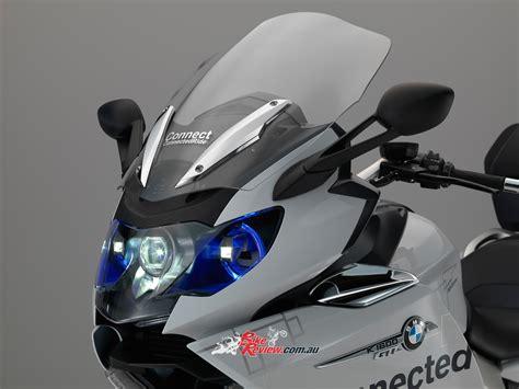 bmw laser bmw motorrad presents concepts for motorcycle laser light