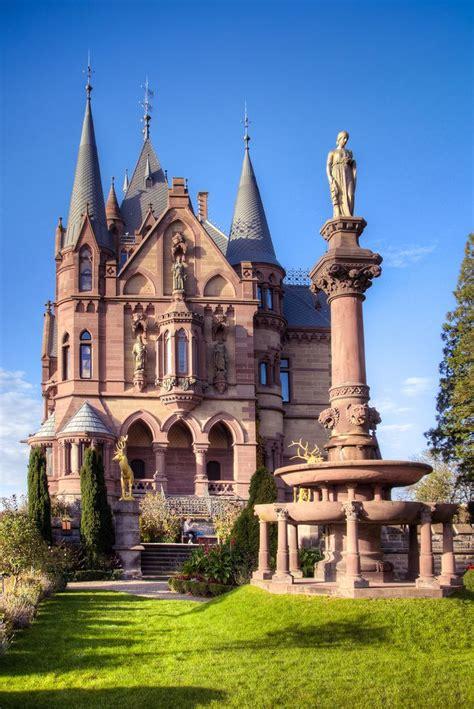 castle images drachenburg castle konigswinter germany ωнιмѕу ѕαη у