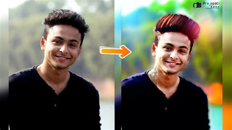 tutorial picsart hdr cb edit hairstyle hdr effects in picsart best cb edit