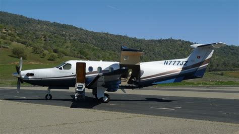 17 best images about inside the pilatus pc 12 on pinterest file 2007 pilatus pc 12 at mariposa yosemite airport photo