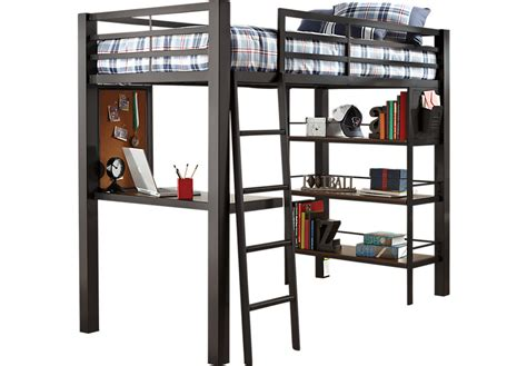 teen loft bed louie gray 2 pc twin loft bed teen bedroom sets colors