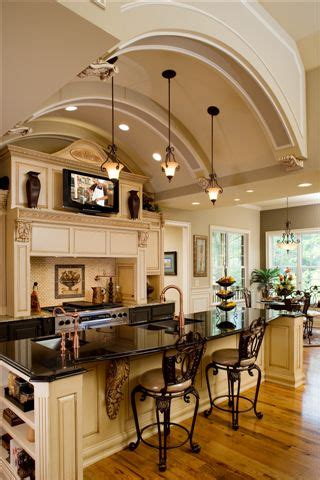 beautiful house interior view of the kitchen custom builder of custom homes real estate new homes