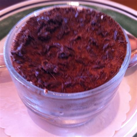 chocolate mousse olive garden recipes food