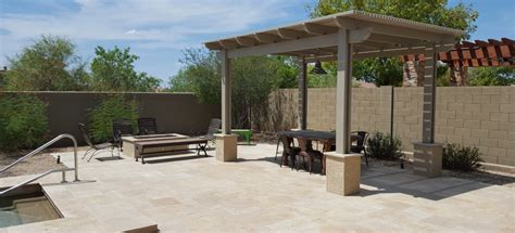 scottsdale patio covers pergolas ramadas