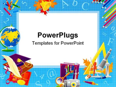 powerpoint templates free school related 24 best elementary page boarders images on pinterest