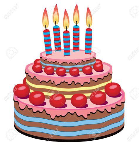 immagini candele compleanno 8026854 torta di compleanno con candele di masterizzazione