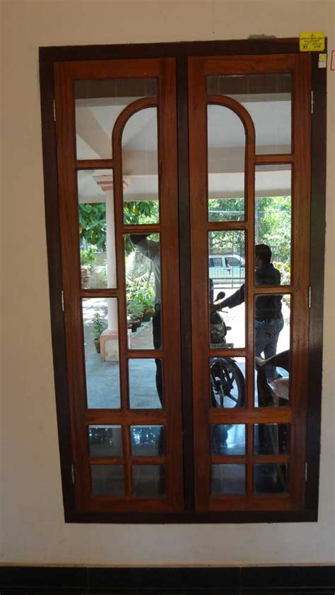 home windows design in wood latest kerala model wooden window door designs wood