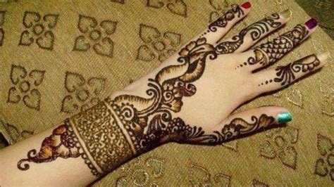 Top 17 Arabic Mehndi Designs For Hands And Feet Indian Simple Arabic Mehndi Designs For Full Hands 2015 Mehandi Moreover