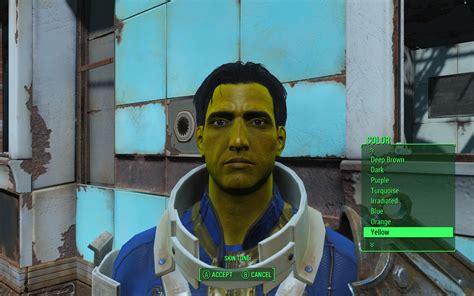 fallout 4 hair color cx colors xpanded v1 5 fallout 4 mod download