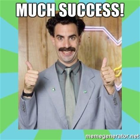 Great Success Meme - much success great success meme generator