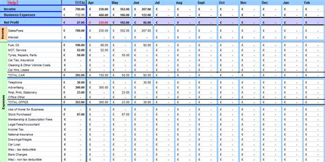 Accounting Spreadsheets by Accounting Spreadsheets For Excel Accounting Spreadsheet